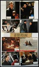 LES YEUX D'UN ANGE - Travolta,Raab - JEU DE 8 PHOTOS / 8 FRENCH LOBBY CARDS