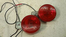 1982 Honda GL500 Silver Wing GL CX 500 H685. aftermarket red lights signals