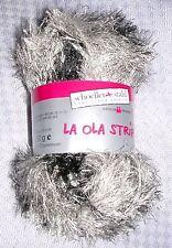 "Schoeller + Stahl ""La Ola Stripes""  Farbe 110 - 50 g"