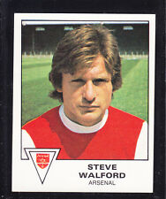 PANINI-CALCIO 80 - # 8 Steve Walford-Arsenale
