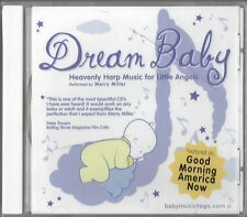 Dream Baby by Merry Miller (Harp) (CD, 2011, Harp Music To Go) Brand New sealed!