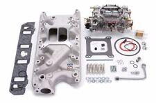 Edelbrock 2031 SBF Ford 289-302 Ford Performer Intake & Carburetor Kit