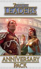7 Wonders Board Game: Leaders Anniversary Pack Expansion by Asmodee Games SEV10