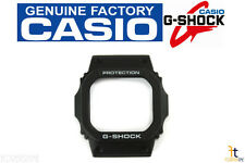 CASIO G-5600E Watch Band Original G-Shock BEZEL Black Case Shell GWM-5600