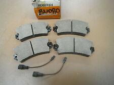Talbot Alpine Solara front brake pads Belaco FDB235 Ferodo BW080 MDB1112