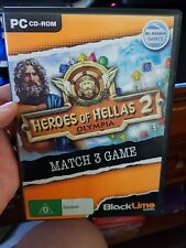 Heroes of Hellas 2 Olympia -  PC GAME - FREE POST *