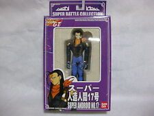 Dragon Ball GT Super Battle Collection Super Android No,17 Japan Figure