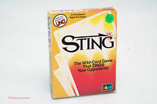 Sting Card Game from iGi 1984 BRAND NEW