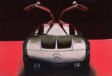 ANDY WARHOL - Mercedes Benz Type C 111 Offset Lithograph Art Print Poster 23x19