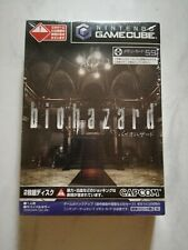 Resident Evil/biohazard Nintendo Gamecube Factory Sealed
