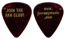 JOURNEY Guitar Pick : Tour Neal Schon Join The Fan Club tortoise music