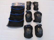 Bone Shieldz Elite Knee Elbow Wrist Pads 5350J Youth Krytec with Storage Bag