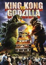 King Kong Vs. Godzilla cult Horror Movie poster print #15