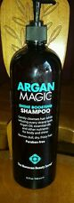 Argan Magic Shine Boosting Shampoo -HUGE 32 oz -THE MOROCCAN BEAUTY SECRET!