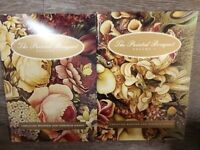 Christine Whipper Deborah Kneen The Painted Bouquet Vol 1&2 Tole Painting Books