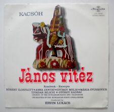 KACSOH JANOS VITEZ LP - SLPX 16569 - Hungaroton / Qualiton - Hungarian Orchestra