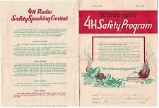 1948 De Laval Milk Seperator Year Book and Almanac