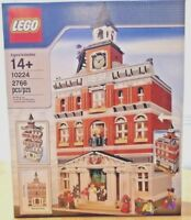 NEW SEALED Lego 10224 Town Hall Modular NISB (Hard to Find)