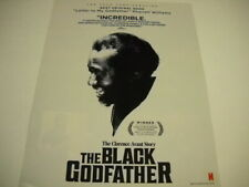 Black Godfather Clarence Avant Story Pharrell Williams 2019 Promo Poster Ad