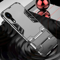 [Military Grade] Shockproof Hybrid Hard Armor Case For iPhone XS Max XR X 8 7 6