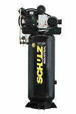 Schulz  5HP AIR COMPRESSOR 20 CFM 175 VERTICAL NEW