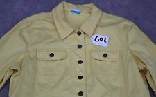 CHARTER CLUB WOMEN  JACKET/TOP Size - XL. TAG NO. 60i