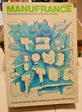 catalogue Manufrance Saint-Etienne 1976