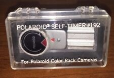 Polaroid Self Timer 192 For 100 200 300 400 Series Pack Film Folding Land Camera