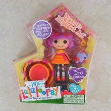 Peanuts Elephant  Act Mini Lalaloopsy Doll #1 Series 5 Retired MGA New Circus