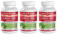 Diet Slimming Pills - Green Tea Extract 300mg - Increase Fat Burning - 180 Caps