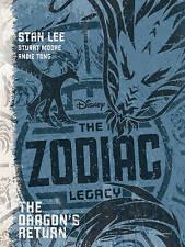 The Disney the Zodiac Legacy: The Dragon's Return (Novel), Stan Lee, New Book