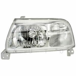 1999-2005 99-05 Suzuki Grand Vitara/XL7 Head Light Halogen LEFT LH (100-32078)