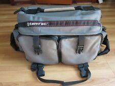 Tamrac Pro Professional Camera Bag Large Gray w/Padded Inserts- Gently Used