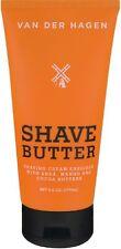 Van Der Hagen Shave Butter 6 oz (Pack of 2)