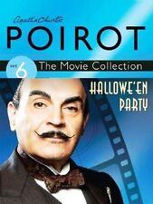 DVD Agatha Christie's Poirot - Hallowe'en Party: David Suchet Zoe Wanamaker
