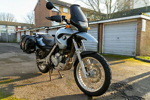BMW F650 GS 42,800mls MOT'd-06-2021 all its MOT's from 2003