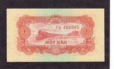 New listing Vietnam 1 Hao 1958 P-68a Au/Unc