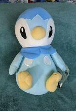 "Piplup Pokemon Plush Sun Moon 6"" Inch New Licensed Pokemon Toy Factory"