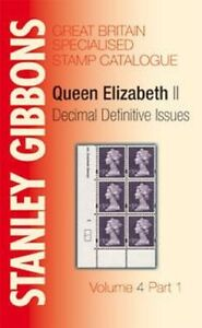 Great Britain Specialised Volume 4 Pt 1 Stamp Catalogue by Gibbons  SAVE 10% OFF