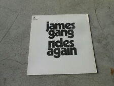 JAMES GANG-RIDES AGAIN-JOE WALSH-LP-GF-ABC 5 711-1ST PRESS-1970-VG+