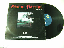 "Gianni Parrini ‎– I Love - Disco Mix 12"" 33 Giri Vinile ITALIA 1996 Progressive"