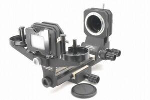 Canon Auto Bellows FD w/Duplicator 35 *CEB331