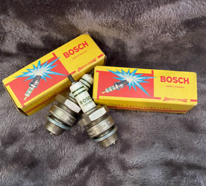 MGV260T31S NOS Original Bosch Vintage Spark Plugs Knuckelhead Flathead 18mm #133