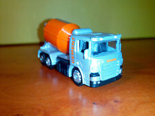 Scania Truck Concrete / Cement Mixer Vehicle Diecast by Corgi Toys