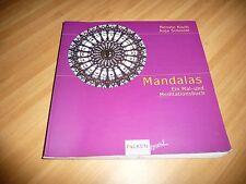 Mandalas. Ein Mal und Meditationsbuch Renate Kluth Malen Sinnen und Entspannen