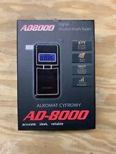Eek-Brand Ad-8000 Digital Alcohol Breath Tester Breathalyzer