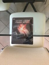 JUSTICE LEAGUE 3D/2D Embossed Blu-Ray Steelbook-Region free (FilmArena)