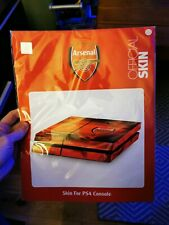 Official Arsenal FC PS4 Pro Skin Bundle Playstation 4 Sticker Controller Console