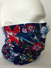 Face shield Neck Gaiter face mask Buff Face covering Floral
