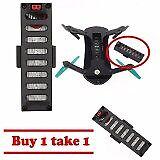 Buy-1-Take-1 BATTERY JY018 3.7V 500mAh 25C of JY018 HD Cam Pocket Drone